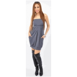 Annee Matthew Tabitha Tube Dress in Bamboo