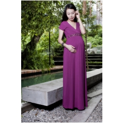 Annee Matthew Bianca Maxi Dress