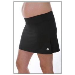 Born Fit Oxford Maternity Skort