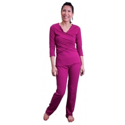 Criss Cross PJ by Annee Matthew