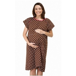 Gownies Maternity Gown (Zoe) by Baby Be Mine